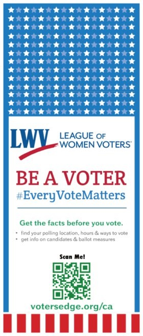 Documents League Of Women Voters Of California